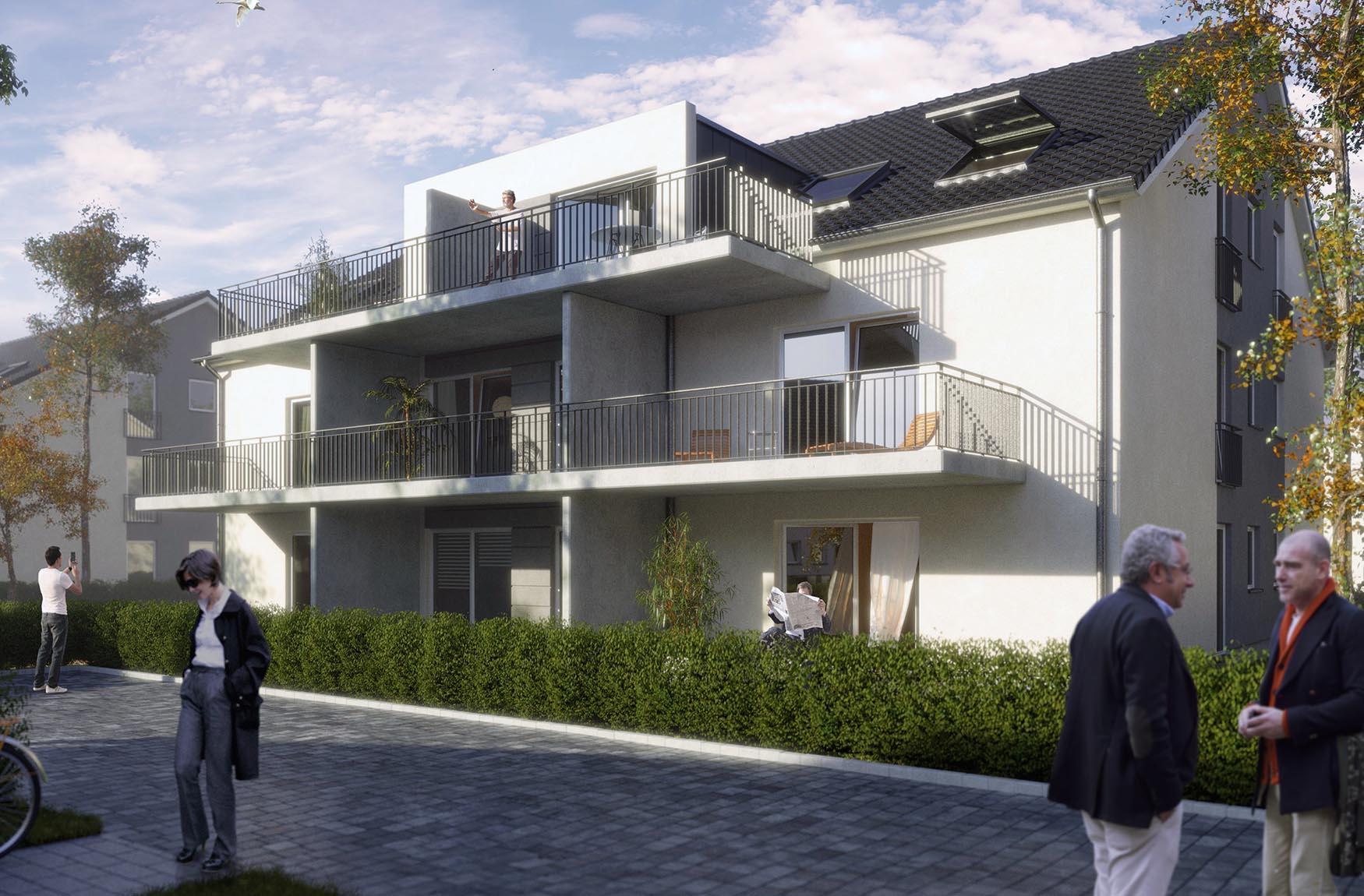 Pilger-Troisdorf Wohnhaus in Berzdorf
