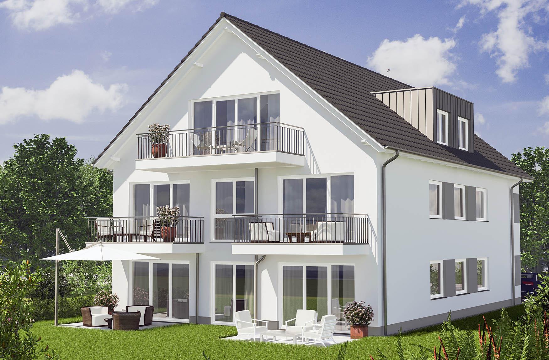 Pilger-Troisdorf Wohnhaus in Eremitenstrasse