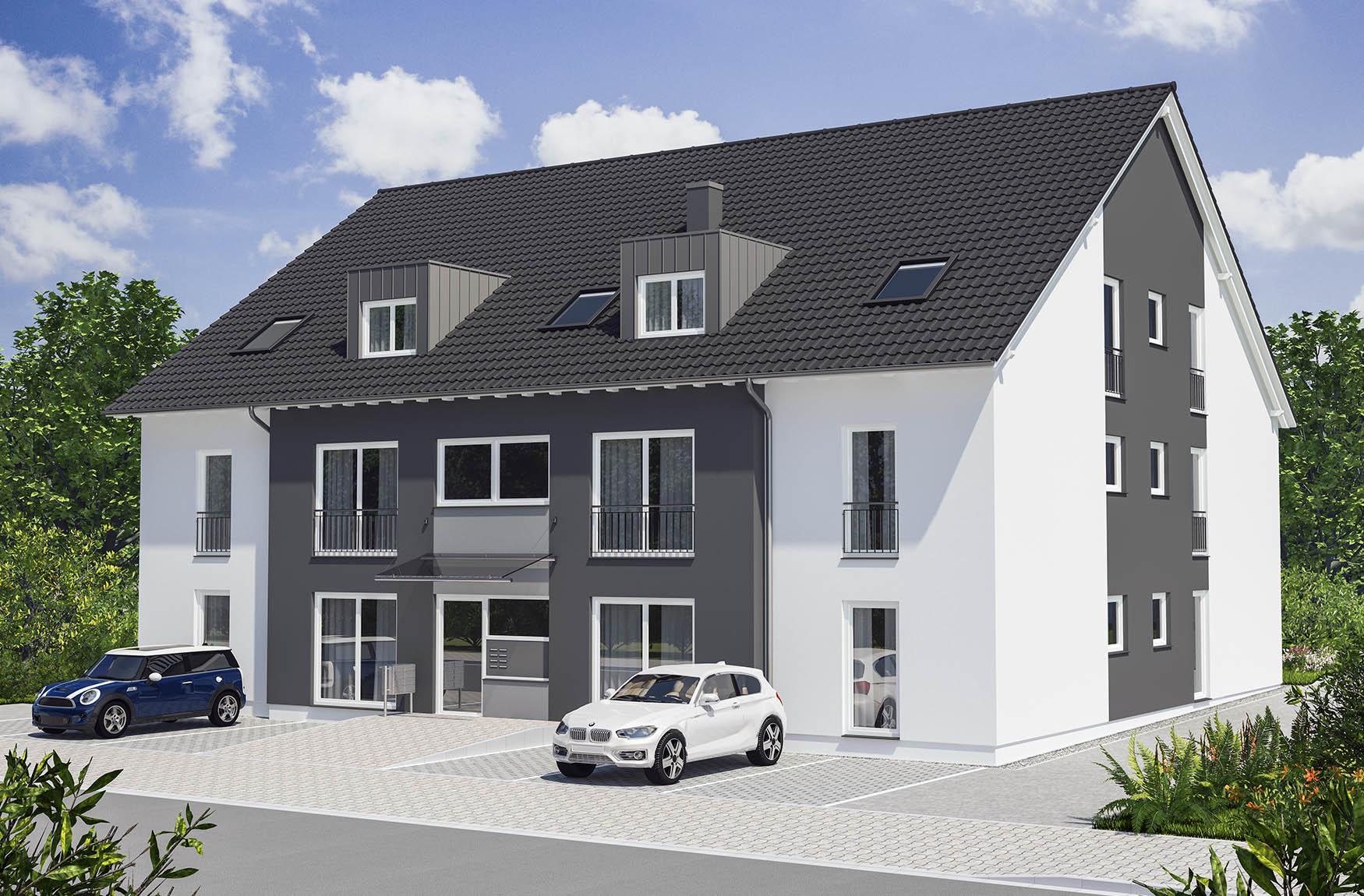 Pilger Wohnhaus in Troisdorf Bergheim